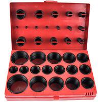 419 Rubber O Ring Oring Seal Plumbing Garage Set Kit 32 Sizes With Case 419pc
