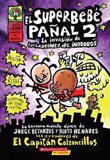 El Superbeb paal #2: La invasin de los ladrones de inodoros: Spanish language e