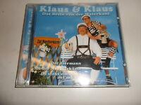 Cd  Das Beste Von der Waterkant  von Klaus & Klaus