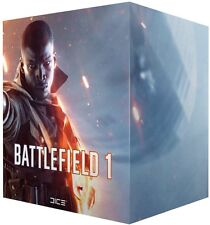 "Battlefield 1 Exclusive Collector's Edition w/14"" Statue, Steelbook, Patch +More"