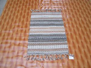 Hand Woven Soumak Rug Turkish Kilim Dhurrie Afghan Oriental Area Rug 2x3 ft