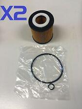 2X Oil Filter Suits R2604P FORD Escape MAZDA Mazda3 Mazda6