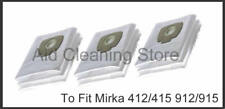 10 Alternative Mirka Vacuum Dust Extraction Machine Bags 412/415 912/915 691H