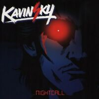 KAVINSKY - NIGHTCALL (FROM OST ''DRIVE'')  VINYL SINGLE NEUF