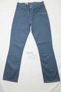 Levi's 525 Bootcut Slim Fit Girls Neuf (Cod.NV64) W33 L34 Femme Taille Haute