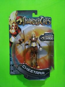 2011 Thundercats Bandai 4in Action Figures - Lion-o, Cheetara + More - You Pick