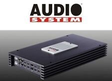 AUDIOSYSTEM AS480 AMPLIFICATORE 4 CANALI 520W RMS > MADE IN ITALY