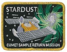 """NASA PATCH vtg STARDUST Comet Sample Return Mission - 4"""""""