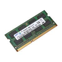 memoria de 4 GB PC3-10600S DDR3 SDRAM 1333MHz 204Pin CL9 So-dimm para Samsung R2
