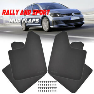 XUKEY Mud Flaps Mudflaps Mudguards Splash Guards For Volkswagen VW Golf Polo