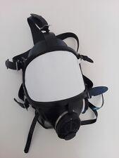 Gasmaske Vollgesichtsmaske gas mask britische Sabre Nato Panorama Atemschutz ABC