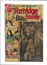 PARTRIDGE FAMILY #1 [1971 VG-] PHOTO COVER!