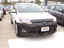 Colgan Front End Mask Bra 2pc. Fits Ford Focus S, SE Sedan 11-2014 W/O License