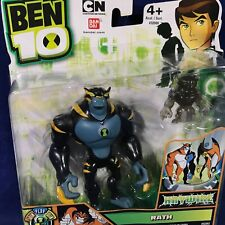 "New - RATH - 4"" Ben 10 HAYWIRE Action Figure & MINI FIGURE Bandai - 32262"