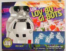 "CLASSIC VINTAGE JAPANESE BATTERY- OP LOV BO GI BOT ROBOT ""LOV SEARCH"" BANDAI MIB"