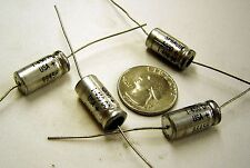 1.0uf 450v (Lot of 5) Sprague 500D Electrolytic Axial Lead Capacitor