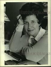 1975 Press Photo Columnist Erma Bombeck - sya37128