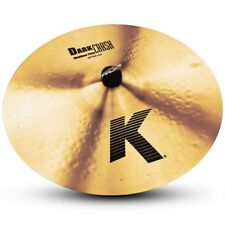 Zildjian K Dark Medium Thin Crash Cymbal 17""