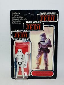Vintage Star Wars Trilogo Hoth Stormtrooper Snowtrooper Carded Action Figure MOC