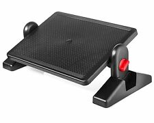 Halter F6033 Premium Ergonomic Foot Rest Adjustable Angle, 2 Different Height Po