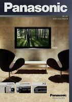 Katalog Panasonic Audio Video Magazin 2008 2009 Fernseher Kopfhörer Camcorder DV