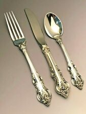 El Grandee by Towle 3 piece Youth Set, Sterling Silver, gently used