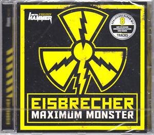 CD • EISBRECHER • 2021 • MAXIMUM MONSTER (Metal Hammer Exclusiv) Rammstein • NEW
