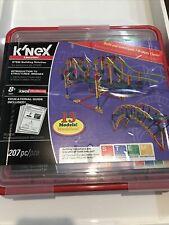 K'Nex Education Stem Building Solution Introduction To Structures Bridges New
