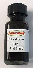 Brightvision FLAT BLACK Nitro-Flame Redline Restoration and Custom Paint