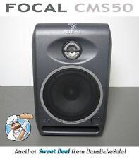 Focal CMS50 Single Speaker Active 2-Way Bi-Amplified Monitor