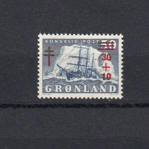 GREENLAND Scott B1 MNH 1958 Semi Postal issue
