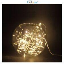 Warm White LED 3V Fairy Lights