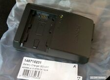 Original Sony Battery Charger / Akku Ladegerät BC-VH1, 148715233, BC-VH1, NEU