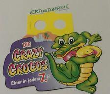 PAH: Die Crazy Crocos '93 original!