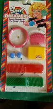 Vintage Sweet Dreamers Fashion Accessories Set For Girls