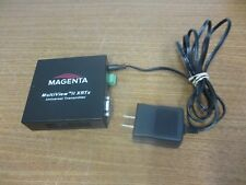 Magenta Multiview II XRTx Universal Transmitter 400R3662-03 w/ AC ADAPTER