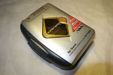 Sony Walkman MC WM HS TA226 Kassette Player . Dreht nicht . Radio geht
