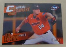 2014 JEFFREY/JEFF LYMAN Australian Baseball - Canberra Cavalry - Gwinnett Braves