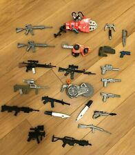 Action Man  Weapons
