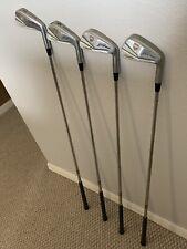Northwestern Classic J. C. Snead #3 #5 #6 #7 Golf Sticks