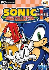 Sonic Mega Collection (PC DVD) BRAND NEW SEALED