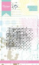 Marianne Design TEXTURE Clear Stamps NETTING MM1603