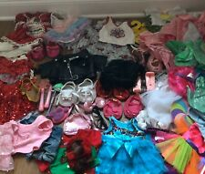 Huge Lot Of Build A Bear Shoes Clothes Dresses Accessories Costumes & More