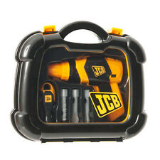 JCB Toy Tool Case & Tools NEW