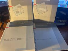 HP LaserJet IIIP Printer Manual: User Manual, Paper Guide,PCL5 manuals - Total 4