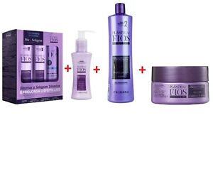 Brazilian Hair Treatment Cadiveu Plastica Dos Fios Kit Home Care you choose kit