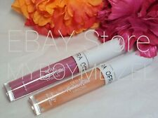 Ofra x Madison Miller Lip Gloss Duo Smiley For Ryleigh & Sugarcup Full Sz .21 oz