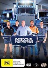 MEGA TRUCKERS - SEASON 1  - DVD - UK Compatible -Sealed