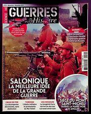 Science & vie Guerres et histoire N° 43 le mythe de la Waffen-ss/spad-fokker