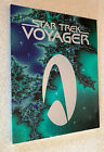 STAR TREK VOYAGER WRITER'S BIBLE -- Oversized Limited Edition Collector Box